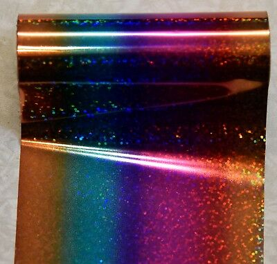 Toner Foil Craft Cards Laser Printer Heat Transfer Glitter stripe Laminator Foil