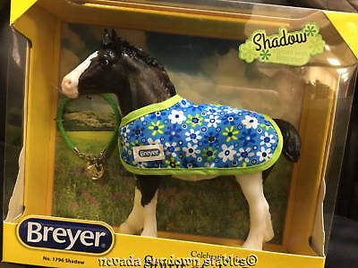 Breyer Model Horses 2018 Shadow Foal Collection With Friendship Bracelet