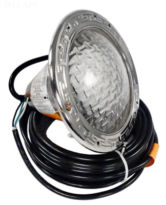 Pentair Amerlite 120V 500W 50' foot cord stainless steel face ring