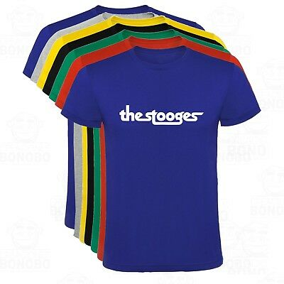 Camiseta The Stooges hombre tallas y colores