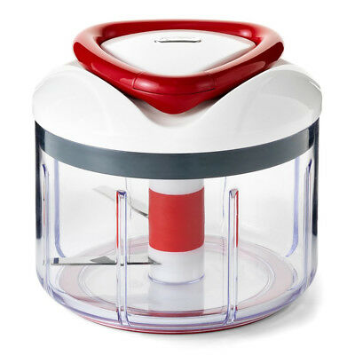 NEW Zyliss Easy Pull Food Processor