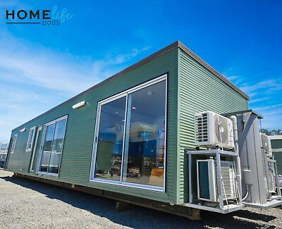 Transportable accommodation-Brand new kitchen/living/dining. 2 bed & 2 bath