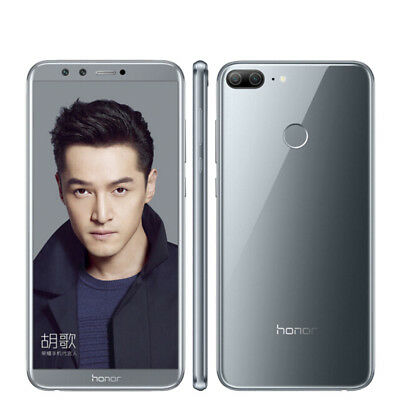 "4GB 32GB Huawei Honor 9 Lite 5.65"" Android 8.0 Smartphone Octa Core Dual Camera"