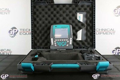 Proceq Equotip 3 Portable Hardness Gauge Ultrasonic Flaw Detector NDT PMI MIC10