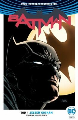 Batman.T.1 Jestem Gotham - Tom King, Scott Snyder