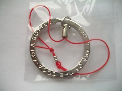 100 Years Of The Coca Cola Bottle Key Chain Key Ring