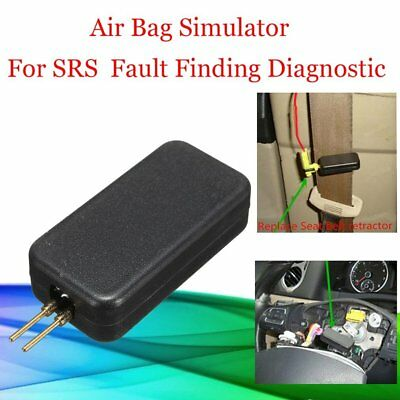 Airbag Air Bag Simulator Emulator Bypass Garage Srs Fault Finding Diagnostic Q9