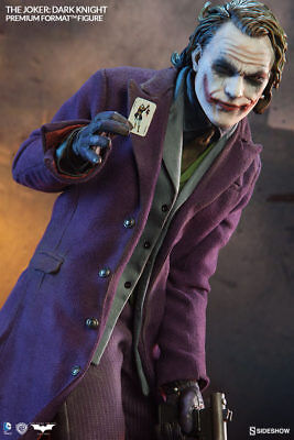 Sideshow - Joker - The Dark Knight - Premium Format Statue