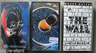 Pink Floyd Roger Waters David Gilmour Live Concerts Psych Rock Music Videos Pack