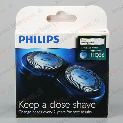3 X Replacement Shaver Blade Head for Philips Norelco Hq56 Hq55 Hq4 Hq3 HQ55