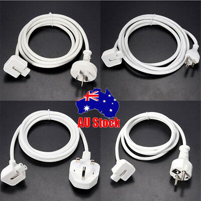 Power Extension Cable Cord for Apple MacBook Pro Air AC Wall Charger Adapter AU