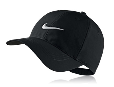 Nike Legacy 91 Custom Tech Cap - Black / White
