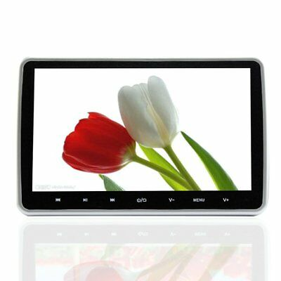 Car DVD Vehicle Flat Plate Type DVD DVD Player With 10.1-Inch Display Screen Q9