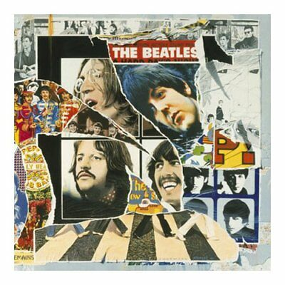 The Beatles Birthday Card With Envelope Drawn From Their Birthday