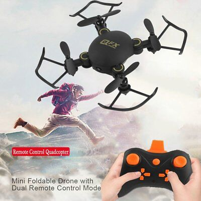 Q2 2.4GHz 4CH 6-Axis Gyro Mini FPV RC Quadcopter with Camera Drones UFO Toys HM
