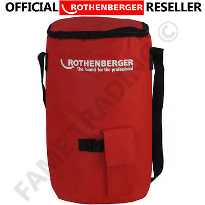 Rothenberger Carry Hot Tool Bag for Superfire 2 Torch Gas Tools 88835
