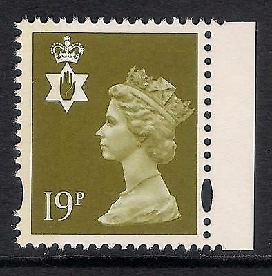 Northern Ireland 1994 NI70 19p litho left band booklet stamp MNH