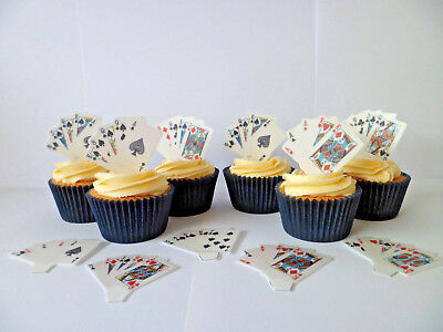 15-45 EDIBLE WAFER CUP CAKE TOPPERS BEAUTIFUL MARIE ANTOINETTE PARIS