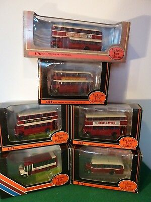 Exclusive First Editions, DEVON GENERAL, 1:76 Scale All new unopened