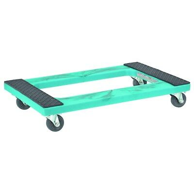 30 In x 18 In 1000 lb. Capacity Polypropylene Dolly Moving Furniture House New