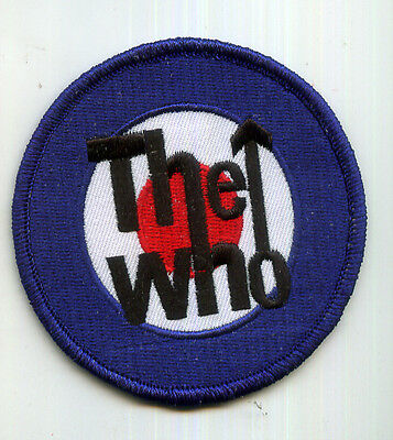 The Who Target Patch (Mbp 161)