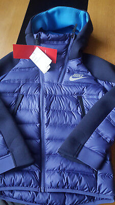 Boy's Nike Tech Fleece AeroLoft Jacket 10-12 Years RRP £180