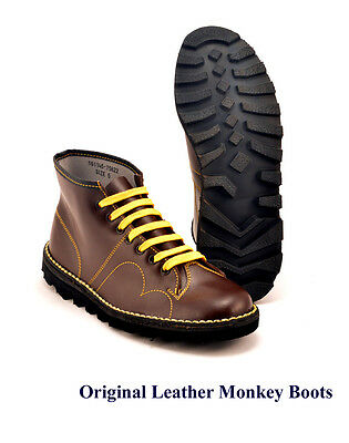 The Original Monkey Boots Grafters Mens Womens Unisex Retro 80s