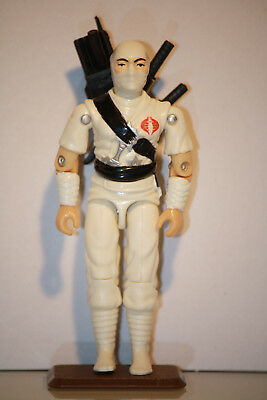 ULTRA RARE GI G.I. Joe Cobra gijoe 1984 Storm Shadow SHORT HAND complete C9+