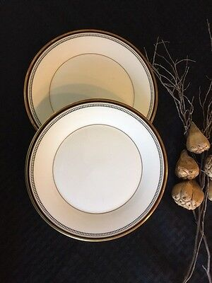 Royal Doulton PAVANNE pair Bread and Butter Plate(s)