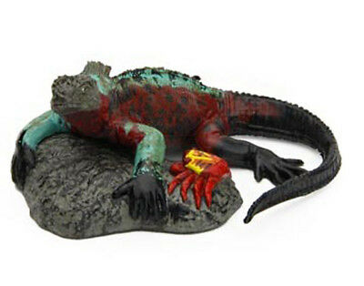 Japan Colorata Reptile Marine Iguanas Animal Miniature Mini Realistic Figure