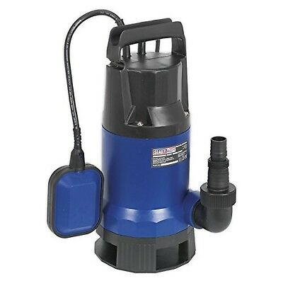 Sealey WPD235A Submersible Dirty Water Pump Automatic 217ltr/min 230V