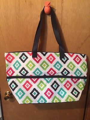 Thirty one Expand a Tote in Candy Corners- retired