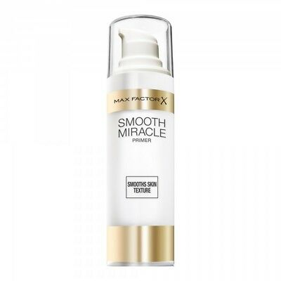 Max Factor Smooth Miracle Primer - 30ml **BRAND NEW**