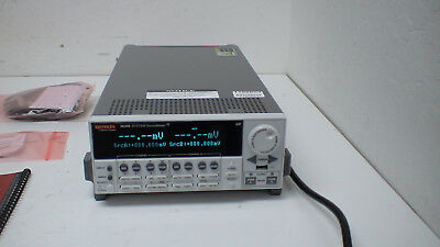 Keithley 2636B Sourcemeter: 2 Ch / 10 A / 200 V / 200 W with 0.1 fA / 100 nV