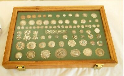 Collection Navajo Decorative Buttons