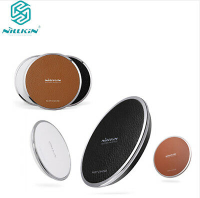 2018 Nillkin 10W Qi Wireless Charger For iphone X/8/8 plus Galaxy S8/S7/S6 LG G6