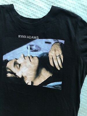 Ryan Adams Heartbreaker Shirt Women's Size XL