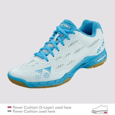 Yonex SHB Aerus 1 Ladies Blue Badminton Shoes