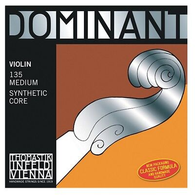 Thomastik-Infeld 131 Dominant Violin Single A String  3/4 Size Aluminium Wound