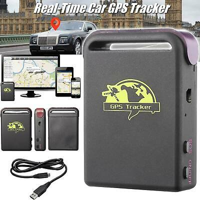 TK102 GPS Tracker Magnetic Car Vehicle Spy Personal Realtime Tracking Device UK