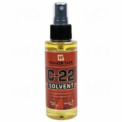 C22 Citrus Solvent Glue Remover (Walker Tape) for Hairpiece Wig Toupee 4oz