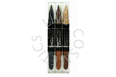 Rimmel Magnif'Eyes Double Ended Shadow + Liner - Choose Shade -   Rrp £7.50  