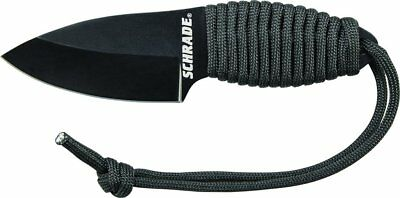 Schrade - Full Tang Fixed Blade Neck Knife