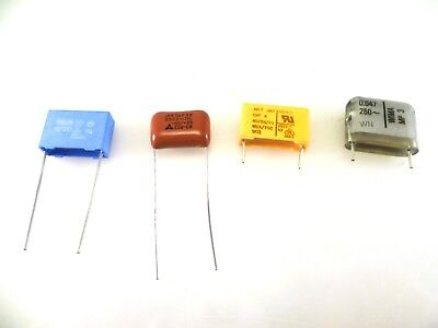 X Rated Capacitors 0.047uf 250V Mains Interference Suppression Use OL0583