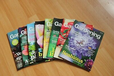 Which Gardening Magazines For 2011