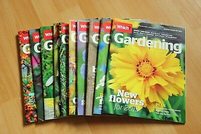 Which Gardening Magazines For 2015