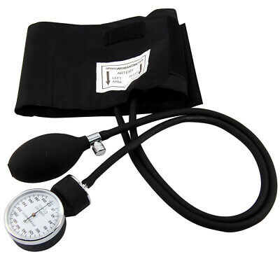 BP Monitor manual Professional Aneroid Sphygmomanometer kit with bag