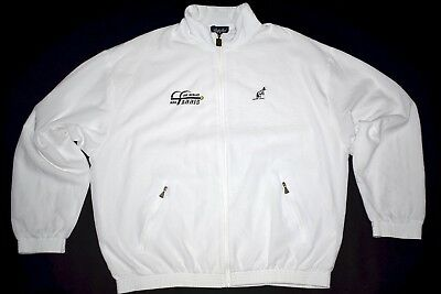 Australian by L`Alpina Trainings Jacke Track Top Windbreaker Vintage Tennis 52 L