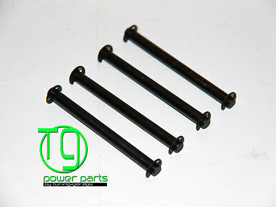 Genuine Lauterbacher shock-absorber-set for Reely Carbon Fighter 3