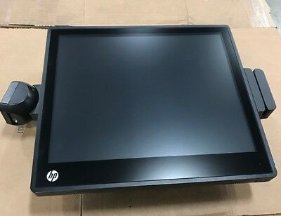"HP RP7800 17"" POS Terminal w/i3 processor,2D Scanner,MSR,4GB RAM,160GB HD,No Std"
